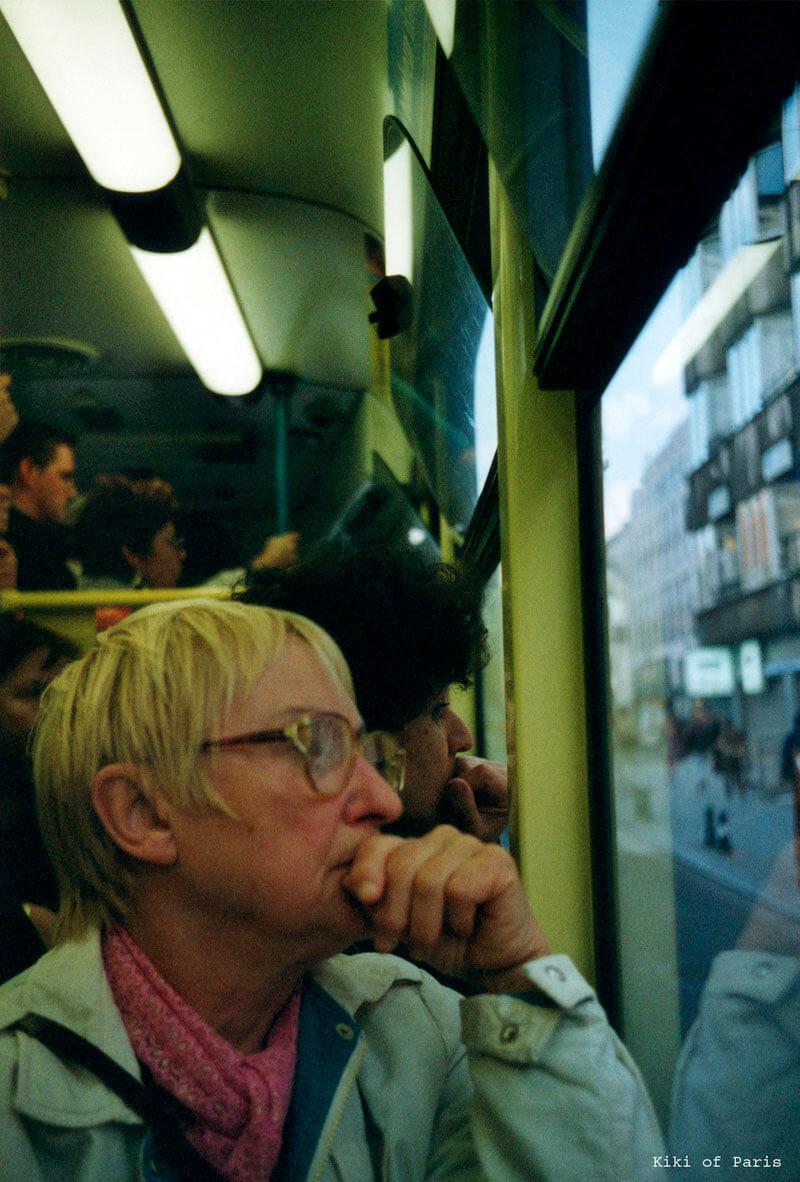 BRUXELLES, TRAM 18 1994